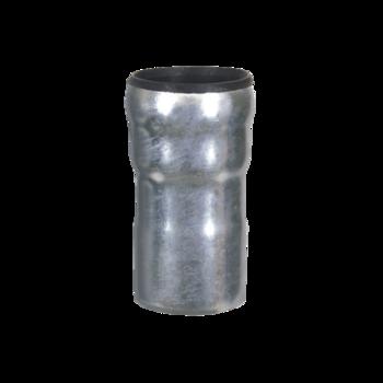 A LORO csőről a KG, illetve HT rendszerű műanyag csőre való átmenetet szolgáló átmeneti idom